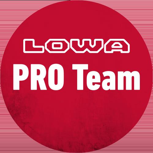 Logo LOWA PRO Team